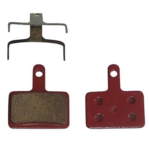 Jrl Résine Plaquettes de frein à disque W/– pour Avid BB5 mécanique Sport de montagne Vélo BR-M525 M495 M475 M465 M416 VTT XC Vélo