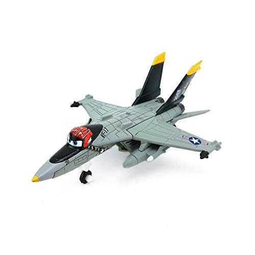Disney Disney Pixar Planes Shipboard Aircraft Echo Metal Diecast Toy Plane 1:55 Loose in Stock &
