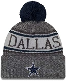 f70ab9d7130 Dallas Cowboys New Era Fashion Sport Knit Hat