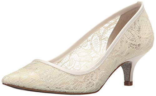 Adrianna Papell Lois Lace Ivory 1890 Lace 7