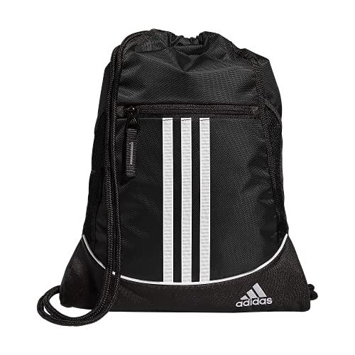 adidas Unisex Alliance II Sackpack, Black, One Size