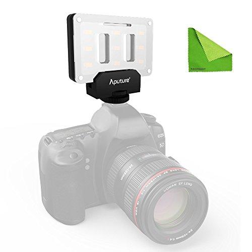 Aputure al-m9 Mini luz LED para grabación de...
