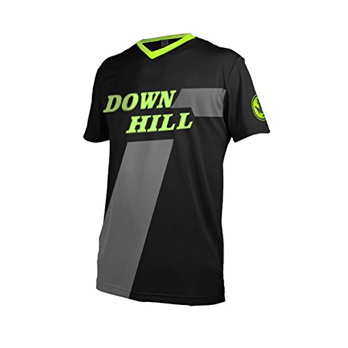 Uglyfrog+ 2019 Downhill Trikot Kurze Ärmel Herren Mountainbike Freeride BMX Fahrradtrikot Motocross MTB/Downhill Bekleidung