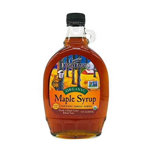 Coomb's Maple Syrup 12-Ounce