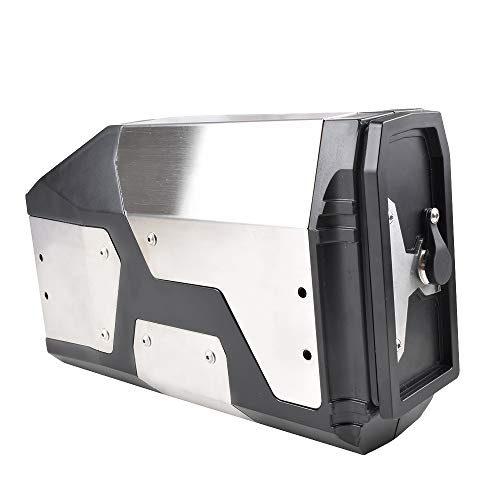 Caja de herramientas de aluminio para motocicleta BMW R1200GS 2004-2019 LC ADV / R1250GS Adventure 2019 caja de herramientas de 4,2 litros