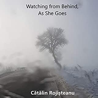 Watching from Behind, as She Goes audiobook cover art