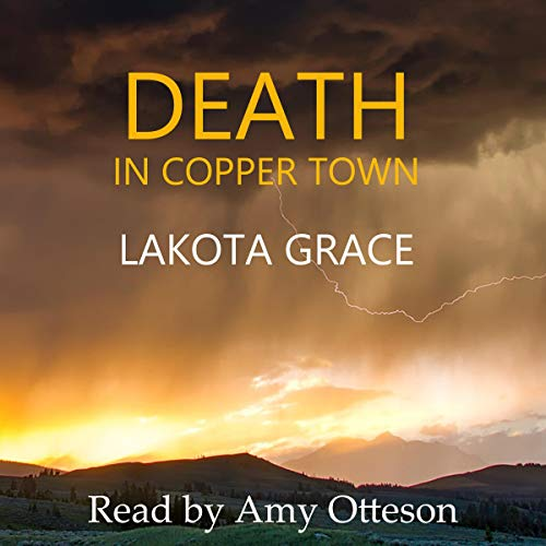 Death in Copper Town cover art