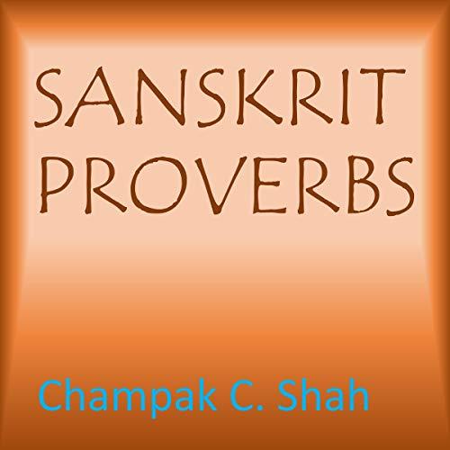 Sanskrit Proverbs cover art