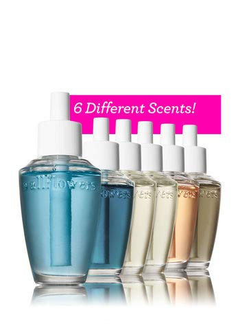 Bath and Body Works Fall Bucket List 6-Pack...