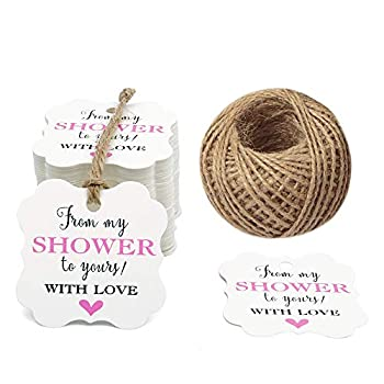 Best baby shower favor tags Reviews