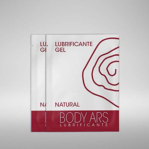 50 Sobres de Lubricantes Body Ars