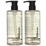 Shu Uemura Art of Hair Cleansing Oil Double Pack: Gentle Radiance Cleanser Shampoo 2 x 400ml