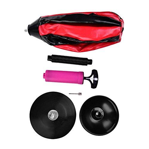 Alomejor Desktop Punching Ball Desktop Boxsack Stress Relief Stressabbau für Erwachsene Kinder Home Büro mit starken Saugnapf