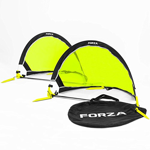 Pair of Forza Pop-Up Drone Racing Gates – FPV Race Gates Portable Drone Gates for Drone Obstacle Courses [Net World Sports] (Large (6ft))