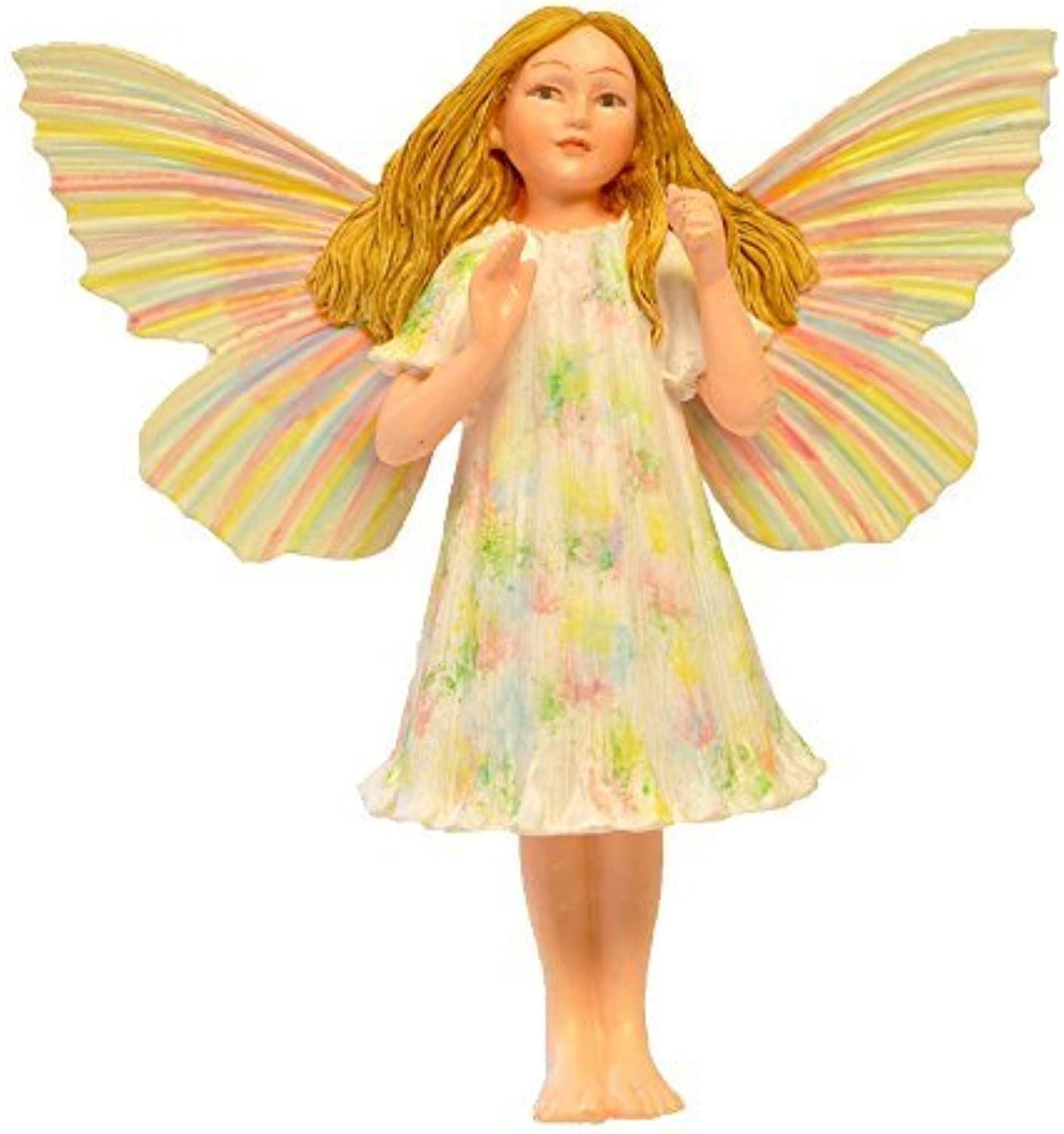 The Yarrow Flower Fairy by Add an Accent