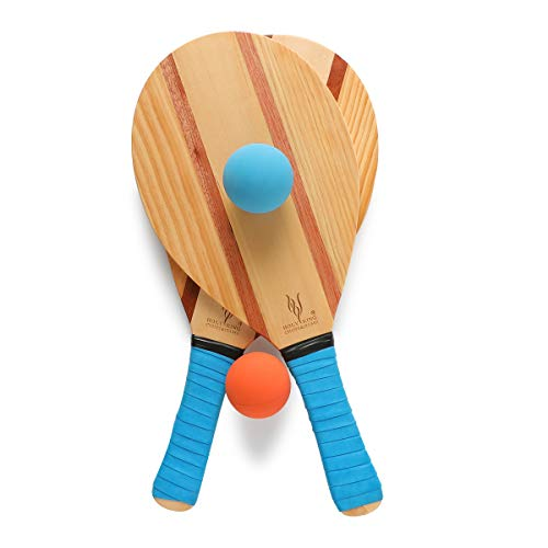 Vintage Wooden Antique Tennis Racquet Top Best Lover Props Movies Theatre Film Sports Fans Restaurants (Slazenger Tournament Made in England)