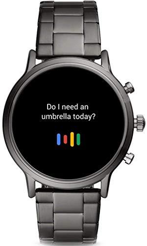 Fossil Gen 5 The Carlyle HR - Smartwatch digitale da uomo con touchscreen