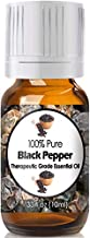 Black Pepper Essential Oil for Diffuser & Reed Diffusers (100% Pure Essential Oil) 10ml