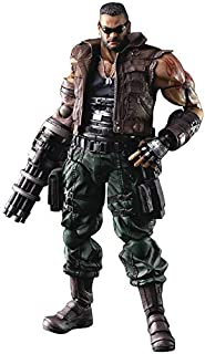 Square Enix Final Fantasy VII Remake: Barret Wallace (Version 2) Play Arts Kai Action Figure