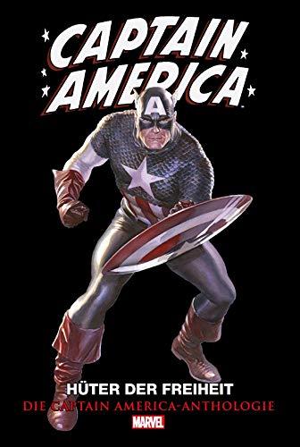 Captain America Anthologie: Hüter der Freiheit