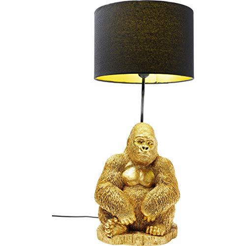 Kare Design tafellamp Gorilla Gold