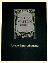 Facade Entertainments: Full score (William Walton Edition)