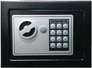 Digital Electronic EL17 Safe Box, Black
