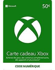 Crédit Xbox Live de 50 EUR [Code Digital - Xbox Live]
