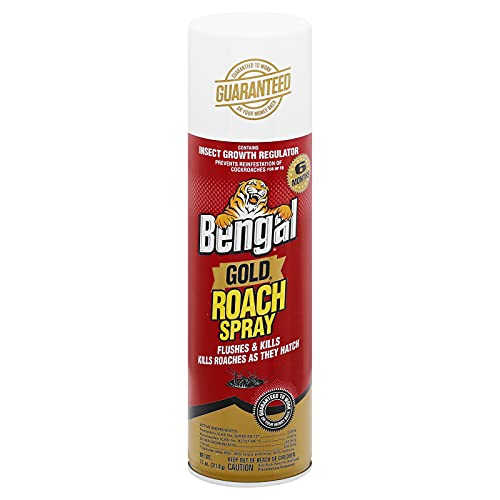 Bengal Products 11 oz. Gold Roach Spray