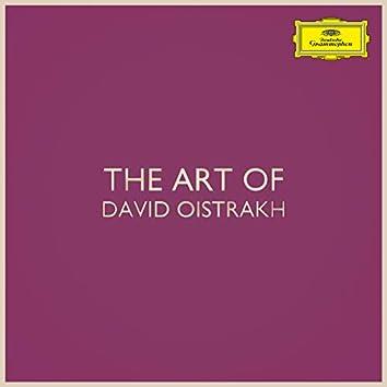 The Art of David Oistrakh