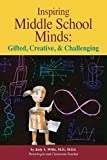 Image of Inspiring Middle School Minds: Gifted, Creative, & Challenging