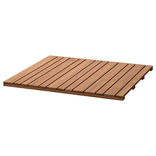 SJÄLLAND tablero de mesa 67,2 x 67,2 cm marrón claro
