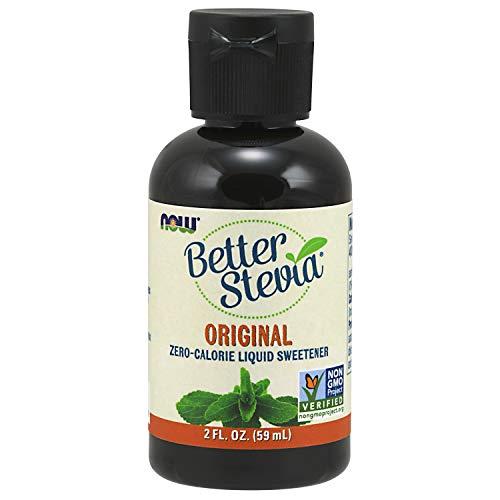 Now Foods Better Stevia Liquid, Original - 59 Ml. - 59 ml