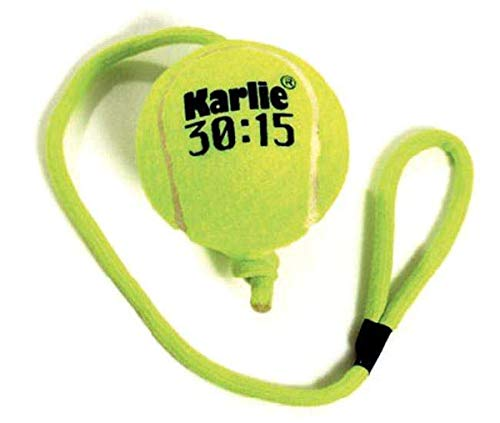 Karlie Tennisball mit Seil
