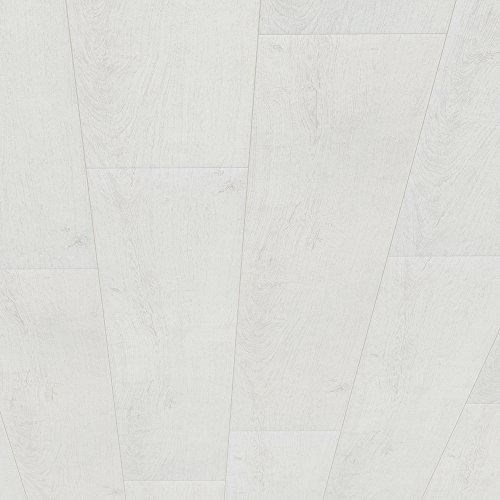 Avanti Aqua Wandpaneel und Deckenpaneel für Feuchträume Weiß Eiche 1190 x 199 x 10 mm
