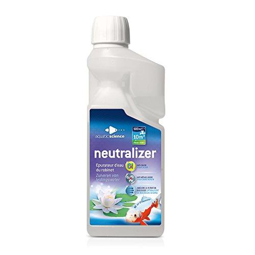 Aquatic science NEONEU010B Neutralizer, Violet, 24 x 24 x 19 cm