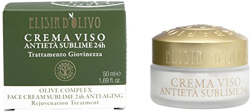 Erbario Toscano Anti-ageing Face Cream Sublime 24H Olive Complex 50ml