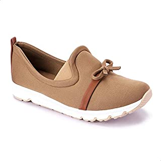 grinta Slip On Casual Shoes For Women