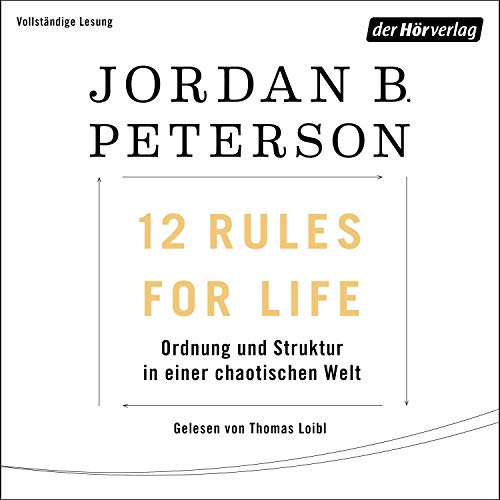 12 Rules For Life cover art