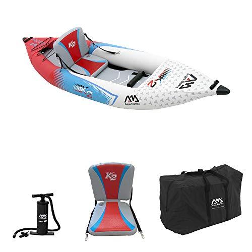 Aqua Marina 05.435.00 Kayak 1 POSTO AQUAMARINA Betta VT-K2, Multicolor, L x H x W cm