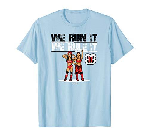 WWE NERDS - The Bellas Run It Rule …