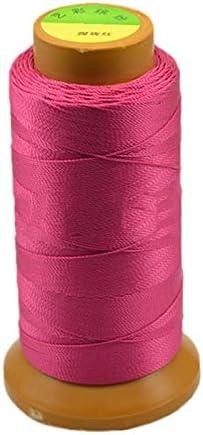 Jewelry Wire Cotton Cord 020250507081 mm Thread String Rope spoel draad Fit Kralen Craft DIY Bracelet Kettingen Sieraden Beoordeling Color14 Size02MM 760Meters