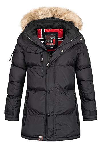 Geographical Norway - Chaqueta de invierno acolchada para mujer, para exterior,...