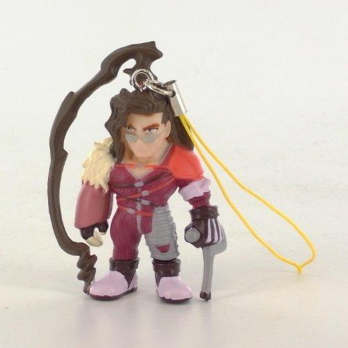 Final Fantasy X Figurine Strap Swing Collection 2 Nooj