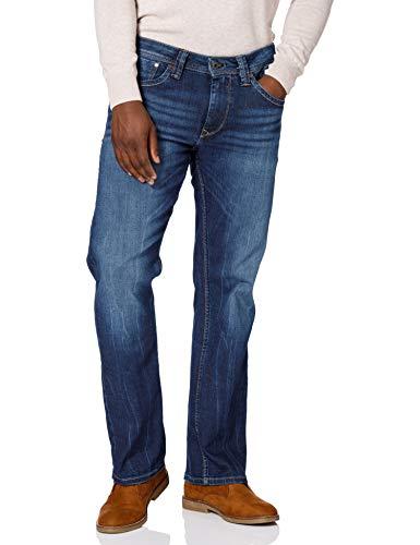 Pepe Jeans Herren Kingston Zip Jeans, 000 Denim, 32W / 32L