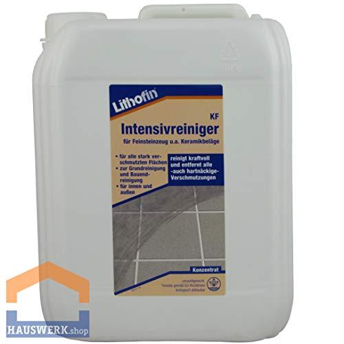 LITHOFIN KF Intensivreiniger 10 Liter Kanister/Feinsteinzeug Reiniger