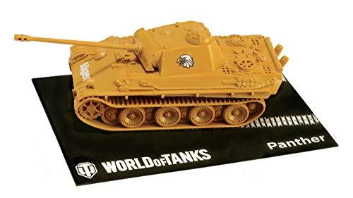 Italeri 34104 1:72 Pz.Kpfw.V Panther WoT Fast Ass.kit, originalgetreue Nachbildung, Modellbau, Basteln, Hobby, Kleben, Plastikbausatz, Zusammenbauen