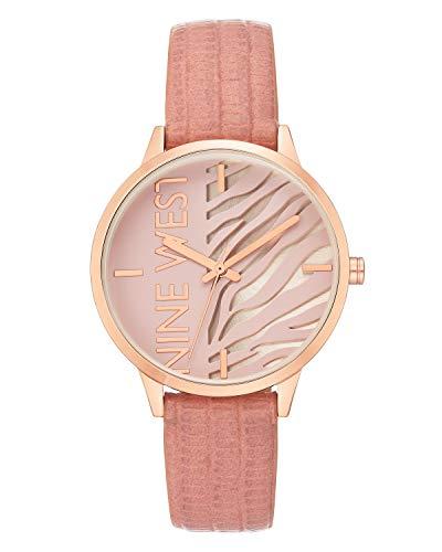 Nine West Dress Watch (Model: NW/2522ZELP)