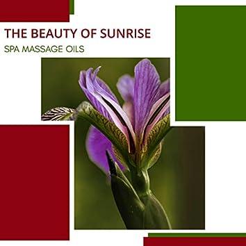 The Beauty Of Sunrise - Spa Massage Oils