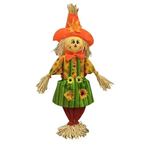 Heallily - Muñeca de Halloween para otoño